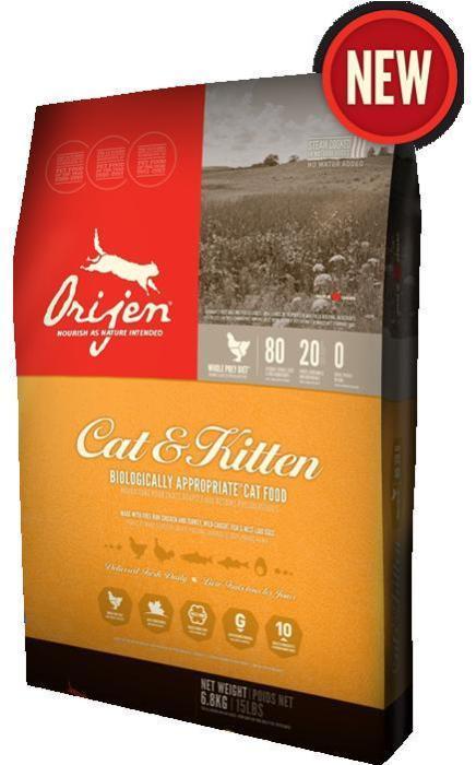 オリジン(Orijen)キャット&キティ6.8kg(ak34490-1・・・